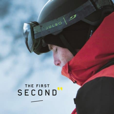 JULBO - THE FIRST SECOND