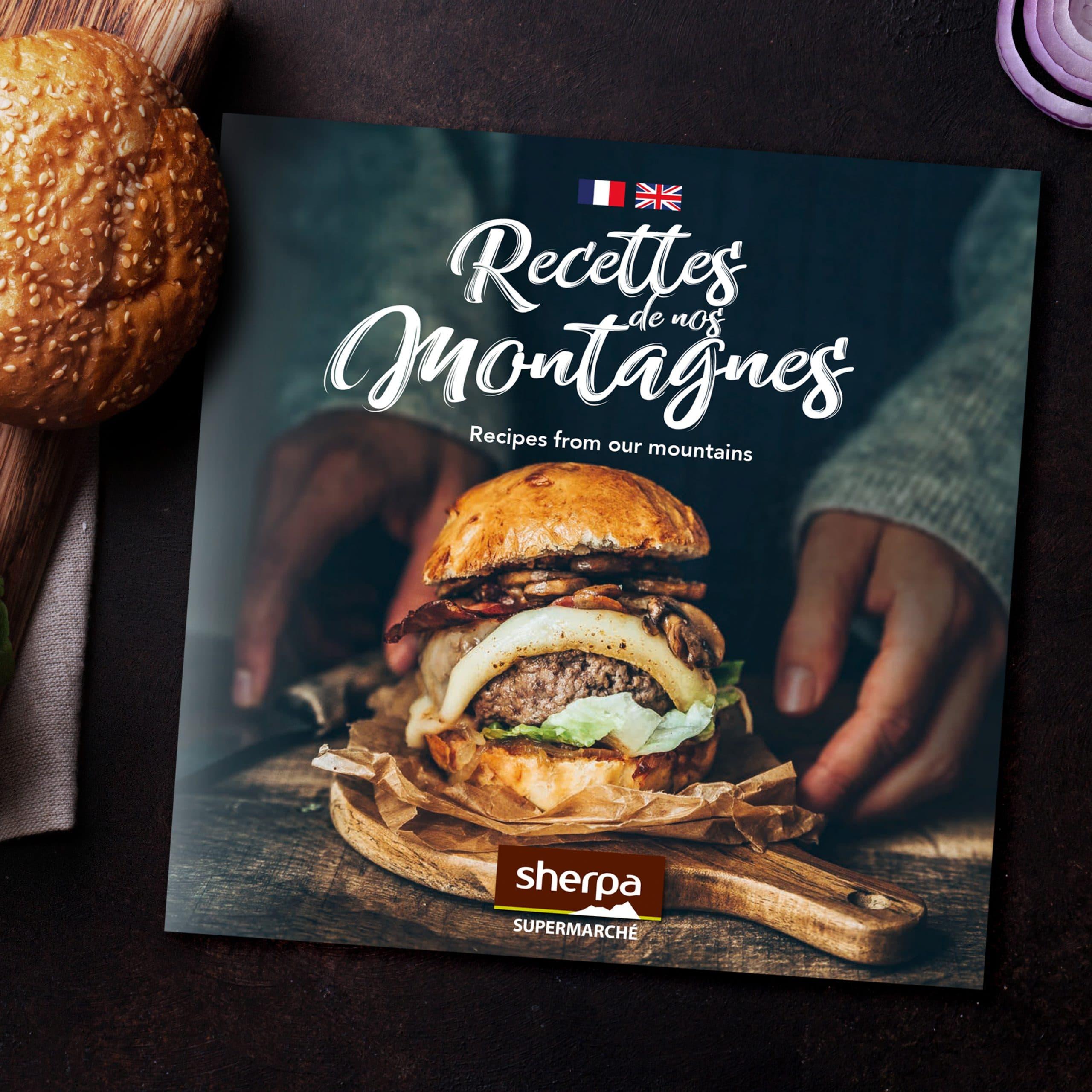 branding communication food